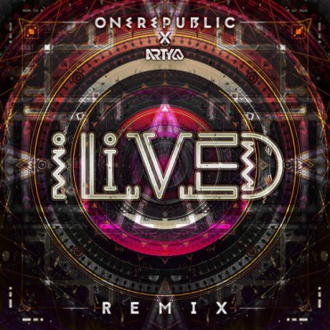 "Arty Delivers A Beautiful Remix Of OneRepublic's ""I Lived"""