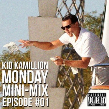Kid Kamillion Kicks Off The Week With Monday Mini-Mix Episode 01