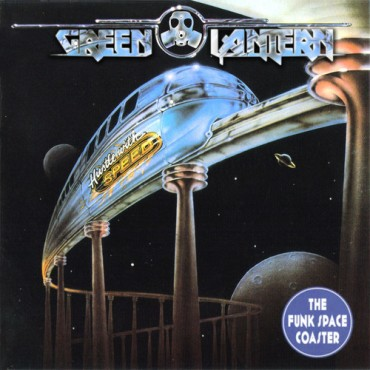 "Hop Aboard The ""Funk Space Coaster"" With DJ Green Lantern"