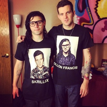 Dillon Francis Previews Skrillex Collaboration