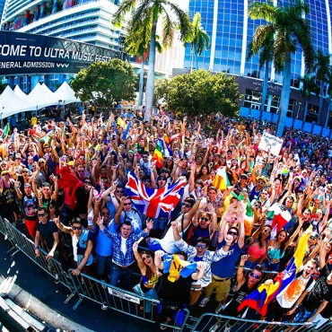 Ultra Music Festival Reduces Ticket Prices by $50 from Last Year's $500 3-Day Pass