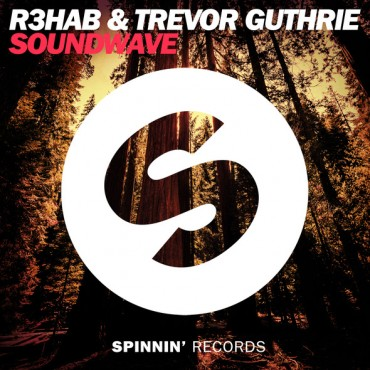 "R3hab Teams Up With Trevor Guthrie To Create A Progressive Anthem Entitled ""Soundwave"""