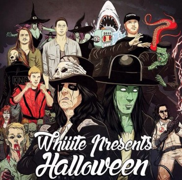 Celebrate Hallow's Eve With Whiiite Presents Halloween Bootleg Pack And CONTROL Fridays At Avalon Hollywood