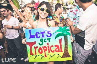 [Event Review] Kygo & Thomas Jack Bring Tropical Paradise To Lure Patio