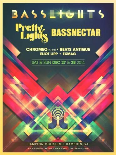 Basslights 2014 Lineup & Ticket Info