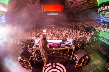 "All New Bassnectar Collaboration ""THURSTY"" Released"