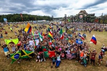 A Tale Of Two Tomorrows: TSS Takes On America's Biggest Festival (Part 1)