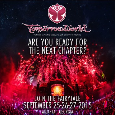 TomorrowWorld Announces 2015 Festival Dates