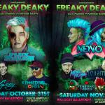 Halloween Freaky Deaky