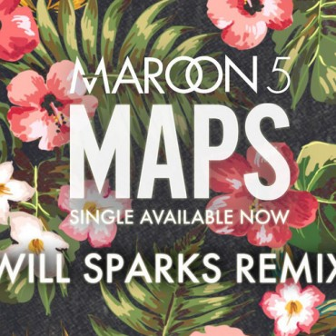 "Will Sparks Says Thank You To His Fans With A Remix Of ""Maps"" By Maroon 5 [Free Download]"