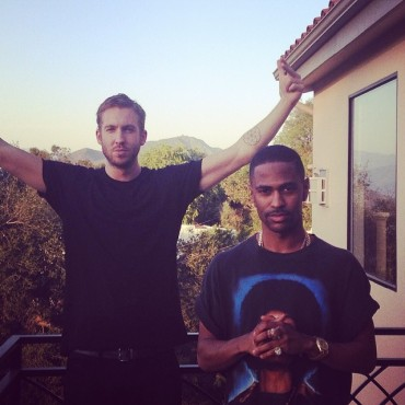 "Big Sean & Calvin Harris Take Shots at Ex's In ""Open Wide"" Music Video"