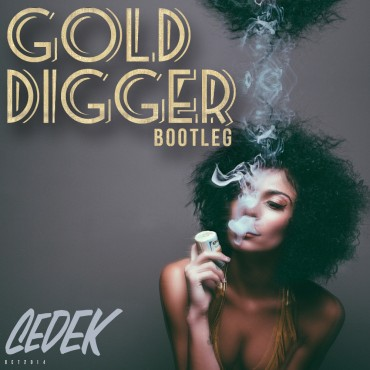 CEDEK Gets Wild With Remix of Kanye West's Gold Digger