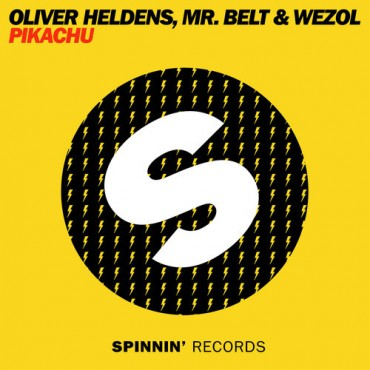Oliver Heldens Summons 'Pikachu' With Mr. Belt & Wezol