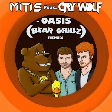 "Bear Grillz Brings The Bass To MitiS Feautring Crywolf's Tune,""Oasis"""