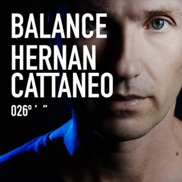 Balance 026: Hernan Cattaneo