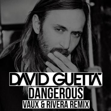 David Guetta Gets The Treatment
