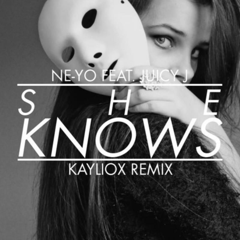 Kayliox Gives Juicy J & Ne-Yo The Future House Rework
