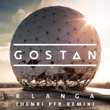 """[TSS Premiere] Henri Pfr Remixes Gostan's """"Klanga"""" + Gostan Interview"""