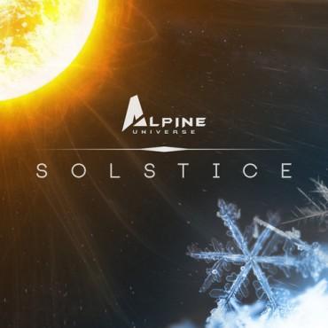 "Alpine Hits Us With His Latest Original Mix – ""Solstice"""