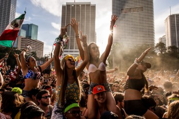 Leaked Phase 1 Ultra Music Festival 2015 Lineup