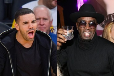 "Diddy Fights And Hospitalizes Drake Over ""0 To 100″ Beat"