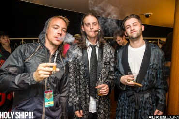 Zeds Dead Takes Üs There With Skrillex and Diplo Remix