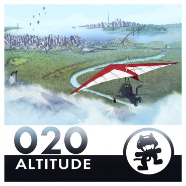 "Join The Monstercat Mile High Club With ""020 Altitude"""