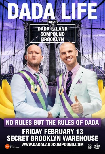 [Giveaway] Dada Land Compound: Brooklyn