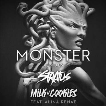 "Stratus Drops A ""Monster"" Remix For Milk N Cookies"