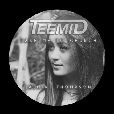 "TEEMID & Jasmine Thompson Hypnotize With New Rendition Of ""Take Me To Church"""