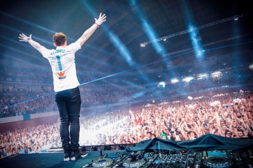 Hardwell Finally Unleashes His Debut Artist Album, 'United We Are'