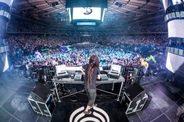 Bassnectar Delivers a Powerful Remix for The Glitch Mob