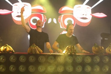 "[TSS Interview] Dada Life Talks Dada Land Compound Tour, ""Welcome To Dada Land"" & New Music"