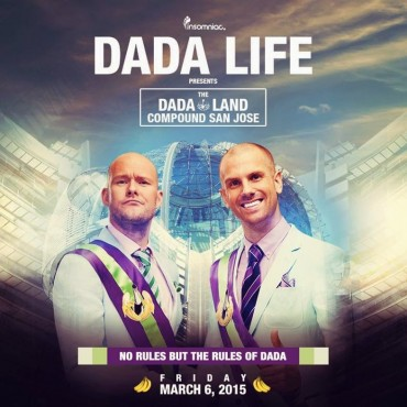 Giveaway: Dada Land Compound + Meet & Greet – San Jose, CA