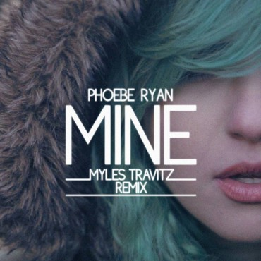 "Myles Travitz Goes Next Level On Phoebe Ryan's ""Mine"""