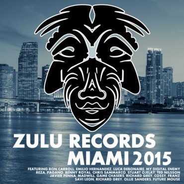 "Zulu Records Miami Compilation Features Cossy's First Original ""I Got A Feeling"""
