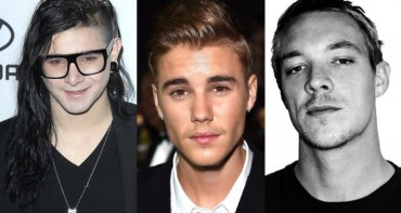 "Justin Bieber Joins Skrillex and Diplo For Jack Ü Original ""Where Are U Now"""