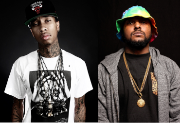 "ScHoolboy Q Joins Tyga & Chris Brown For ""Bitches N Marijuana"""