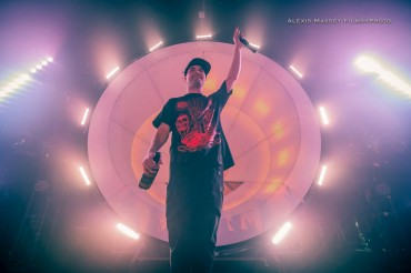 [Event Review] Datsik Ninja Nation Tour – Atlanta, GA