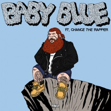 "Action Bronson Recruits Chance the Rapper For ""Baby Blue"""