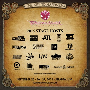 TomorrowWorld Releases 2015 Musical Partners, Tickets On Sale Tomorrow