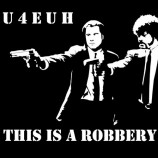 """U4euh Hits Us With A Massive New Tune Called """"This Is A Robbery"""""""