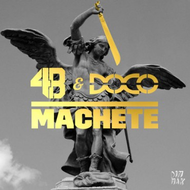 "4B & DOCO Unleash Jungle Terror Anthem ""Machete"""