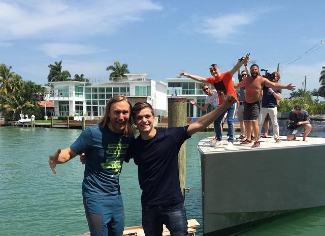 Martin Garrix  Us Tour