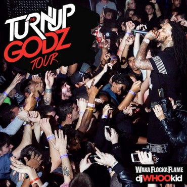 Waka Flocka Flame Goes Full EDM In 'Turn Up Godz' Mixtape