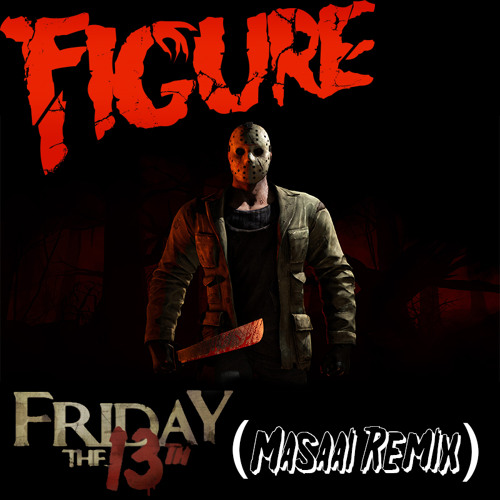 "Masaai Takes On Figure's ""Friday The 13th"""