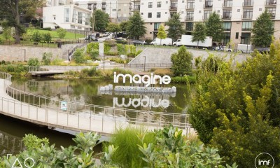 imagine pond day