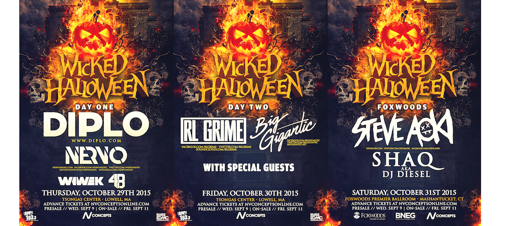 Wicked Halloween Returns With Major Names