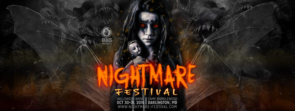 [Giveaway] Win 2 Passes To Nightmare Festival + Meet & Greet With K Theory