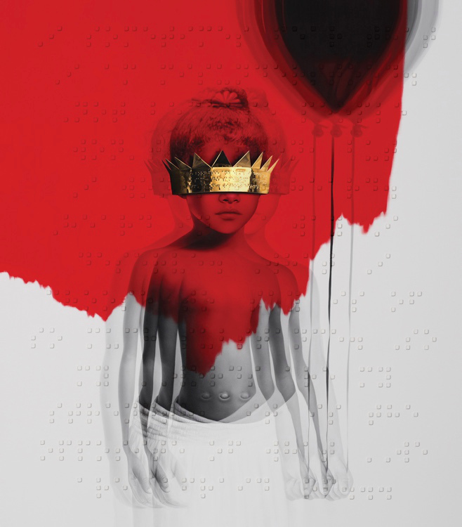 "Rihanna on twitter: ""gift to my navy!!! #anti download with code."